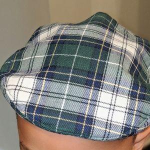Janie and Jack Paper Boy Hat 12-24m